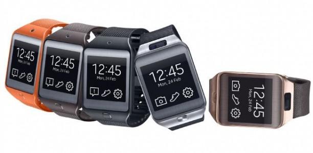 Samsung präsentiert die Galaxy Gear 2 und die Galaxy Gear 2 Neo