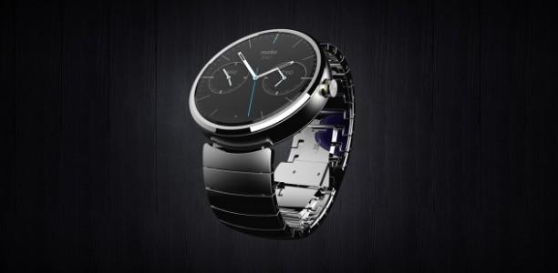 Moto 360 Smartwatch im Schnell-Check