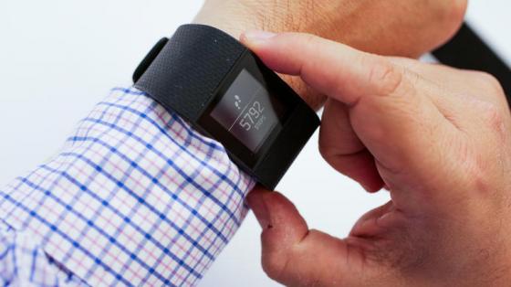 surge Fitbit