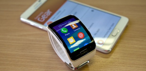 Samsung Galaxy Gear S im Test