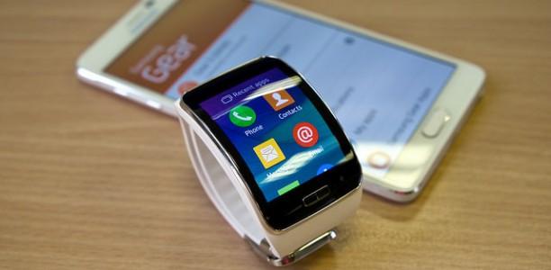 Samsung Galaxy Gear S im Test